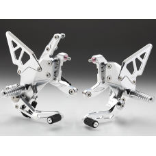 Riding Rearsets for Ducati