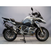 BMW R1200GS/ GSA 2013-2016 P-TEC II SS BLACK SLIP-ON