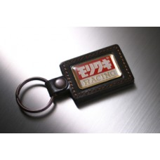 MORIWAKI KEY CHAIN RACING RETRO LOGO