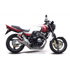 HONDA CB400SF H-VTEC 1999-2007 1-PIECE FULLSYSTEM SHORTY