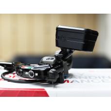 Brake Oil Reservoir Kit for Brembo RCS Corsa Corta Pumps - Black