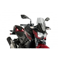 NAKED NEW GENERATION SPORT FOR KAWASAKI Z400 2019-2021 - SMOKE
