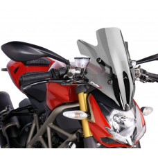 NAKED NEW GENERATION SPORT FOR DUCATI STREETFIGHTER 848 2012-2014/ 1100 S 2009-2013 - SMOKE