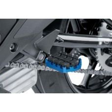 ENDURO FOOTPEGS - BLUE