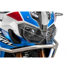 HEADLIGHT PROTECTOR FOR HONDA CRF1000L AFRICA TWIN 2016-2019 - CLEAR