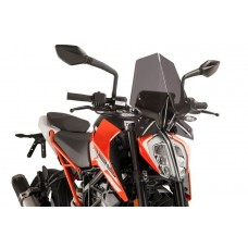 NAKED NEW GENERATION SPORT FOR KTM 390 DUKE 2017-2020 - D.SMOKE