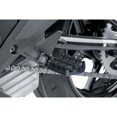 ENDURO FOOTPEGS - BLACK